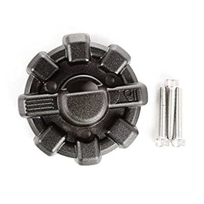 Rugged Ridge 17212.13 Elite Antenna Base, Black, for 07-17 Jeep Wrangler JK/JL/JT: Automotive
