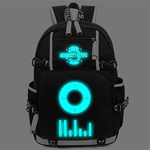 Siawasey Anime Kagerou Project Cosplay Luminous Bookbag B...
