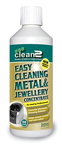 Seaclean2 Ultrasonic cleaning fluid, 500ml Laser 6289