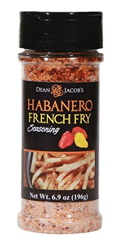 Dean Jacob's Habanero French Fry Seasoning by Dean Jacob's