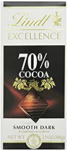 Lindt Excellence 70% Cocoa Dark Bar, 3.5 oz