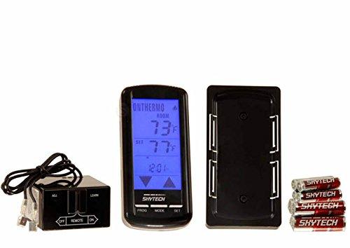 Skytech 9800331 SKY-5301 LCD Fireplace Remote Control wit...