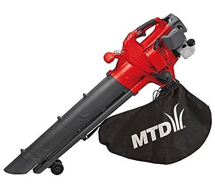 MTD 41AS0BU0678 Aspirador de Gasolina, Rojo, 31 cc: Amazon ...
