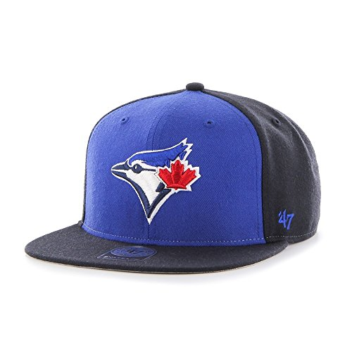 Blue Snapback Toronto Seven Cap '47 Forty Edition Limited Brand Jays MLB xUX6X7BSqn