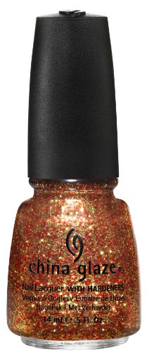 China Glaze Nail Lacquer, Electrify, 0.5 Fluid -