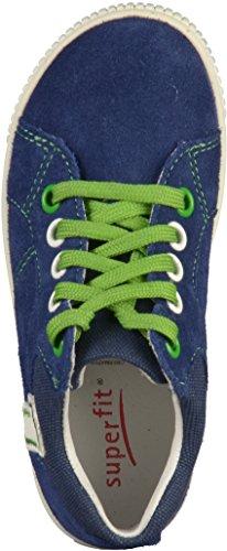 Superfit 2-00351 Baby - Jungen Sneakers Blau