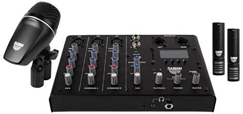 Sabian Sound Kit Drum Mic and Mixer Kit