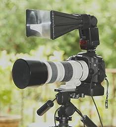 Amazon.com : Better Beamer Flash Extender FX-3 for Canon
