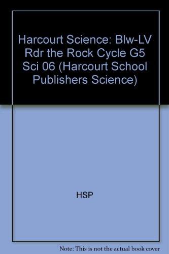Librarika Harcourt Science Below Level Reader Grade 5 The