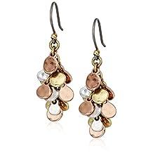 Lucky Brand Womens Cluster Earrings