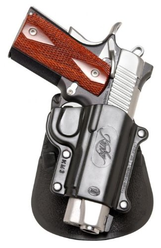 "Fobus Standard Holster RH Paddle KM3 All Kimber 3"", 4"", 5"" All 1911's from Fobus"