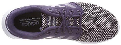 Damen QT 000 Purtra Violett Fitnessschuhe Cloudfoam Tinorc Purtra adidas Racer aqHvg