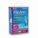 Piksters Interdental Brushes, Size 5 40 ea (Pack of 2)
