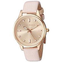 Ted Baker Women's 10030743 Dress Sport Analog Display Japanese Quartz Pink Watch