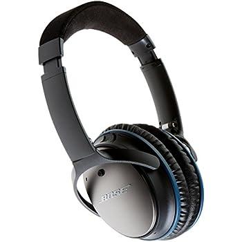 Bose QuietComfort 25 Acoustic Noise Cancelling headphones (Black)