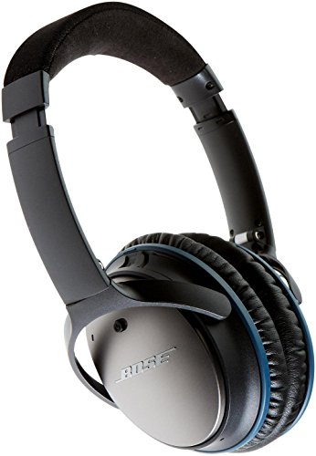 Bose QuietComfort 25 Acoustic Noise Cancelling headphones (Black) by Bose