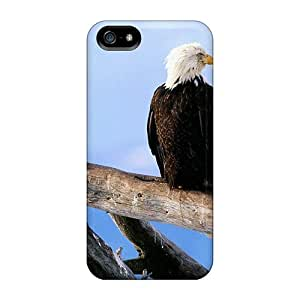 (MEIzw15373SMqwJ)durable Protection Case Cover For Iphone 5/5s(bald Eagles)