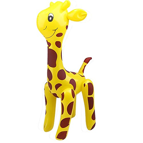DECORA Inflatable Giraffe Animal Party product image