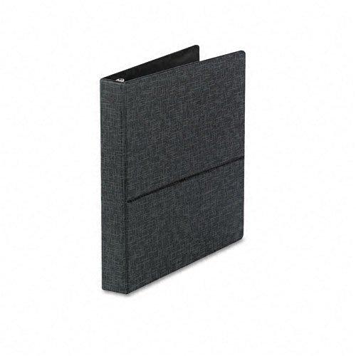 Binder, Vertical, 1-Inch, 8-1/2-Inch x 11-Inch, Black (09261V3) (Easel Business Binder)