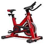 41WufWk77vL. SS150 CHENYE Inizio Cyclette Formazione, Indoor Cycling, Spin Bike, Verticale Cyclette, Cicli Aerobic Fitness Trainer, Allenamento stazionario Attrezzature