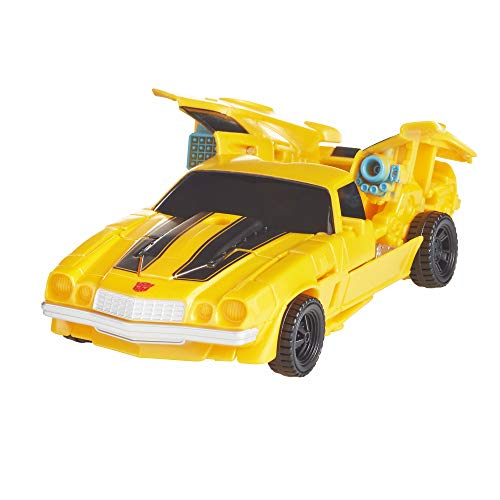 TRANSFORMERS MV6 BUMBLEBEE MOVIE ENERGON IGNITERS SPEED SERIES CAMARO BUMBLEBEE
