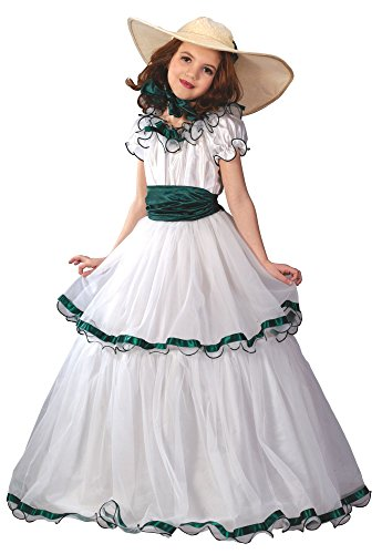 Fun World Southern Belle Child Costume-Medium ()