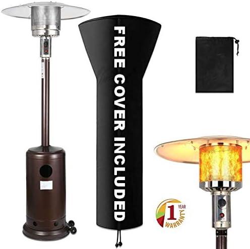 Raoccuy Patio Outdoor Heater Propane Ga