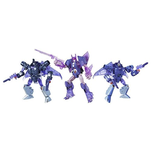 Transformers 2016 Platinum Edition Armada of Cyclonus Scourge Sweep