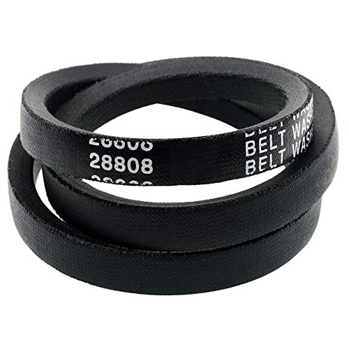 (28808 Washer Drive Belt Replacement,for Amana, Speed Queen, Washer,Replaces WP28808 AP2404788 by AUKO)