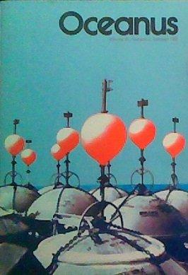 Oceanus (Volume 25, Number 2, Summer 1982)