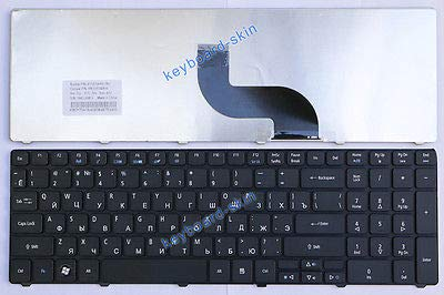 (FidgetFidget New for Packard Bell Gateway PEW91 PEW96 TK11 TK11BZ TK13 Keyboard RU/Russian)