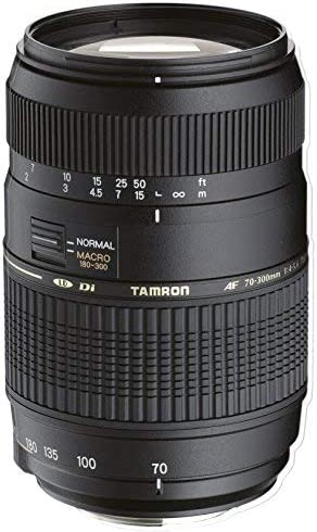 Tamron 70-300mm Di LD - Objetivo para Sony (70-300mm, f/4-5.6 ...