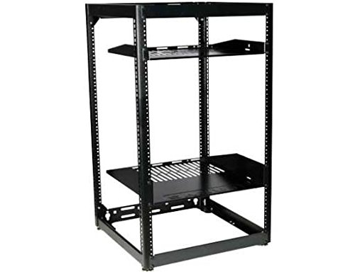 Component Series 20U Stackable Skeleton Rack (35'') by Sanus