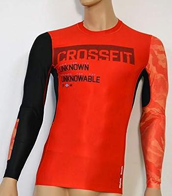 Reebok Crossfit Compression Camiseta de Entrenamiento para Hombre