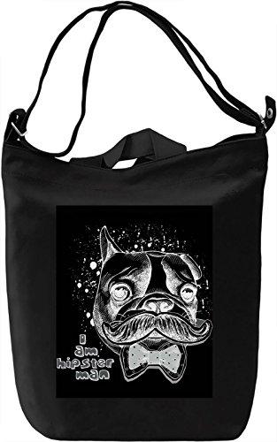 Sweet Dog Borsa Giornaliera Canvas Canvas Day Bag| 100% Premium Cotton Canvas| DTG Printing|