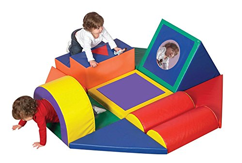 11-Pc Shape and Play Obstacle Course by Children's Factory