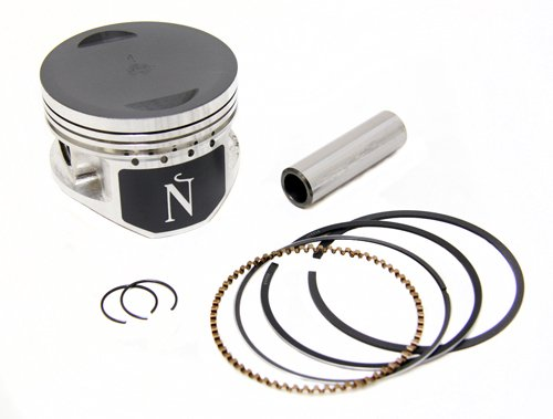 (2003-2011 Suzuki LTZ400 ATV Engine Piston Kit [Bore Size (mm): 89.96 (Stock)])