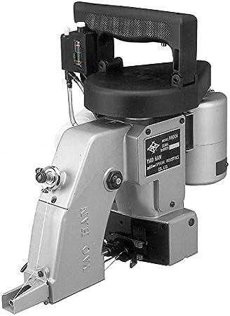 YAO HAN Han Saco Máquina de Coser – sackzunähmaschine – de la Industria – con cortahilos de 1 Hilo – La Industria industriales eléctrica: Amazon.es: Juguetes y juegos