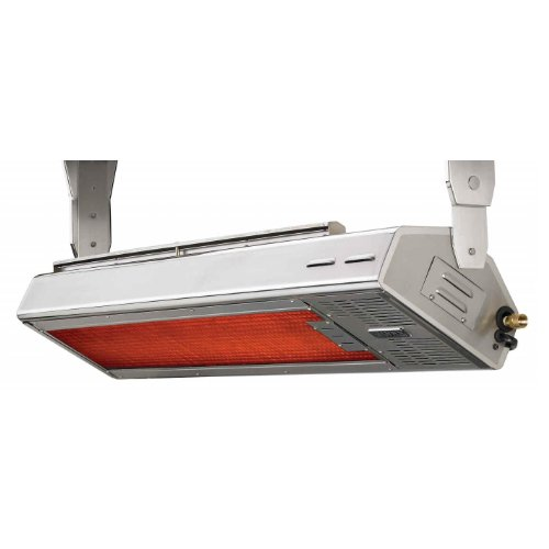 Lynx LHEM48-NG 35000 BTU Ceiling Mount Natural Gas Infrared Patio Heater (Gas Heater Ceiling Mount compare prices)