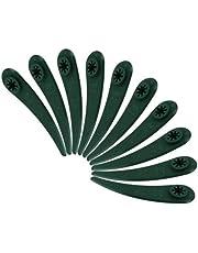 Grass Trimmer Blade, 10/25 Pcs grass trimmer vervangende messen voor Bosch ART 26-18, 23-18 Li 1083-B3-0009, Grass Strimmer Trimmer Blade Versterkte Durablade-messen voor Bosch