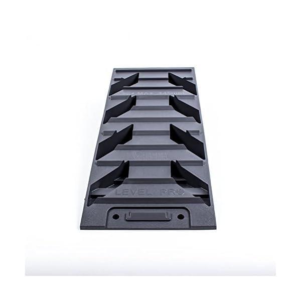 41WulBOa62L Fiamma Ausgleich, Auffahr-Keil 2er Set - bis 5000 kg, 40/43 x 17 x 9,5 cm für Wohnwagen oder Wohnmobil