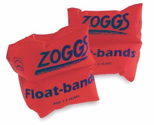 1-3 Years Orange Zoggs Armbands