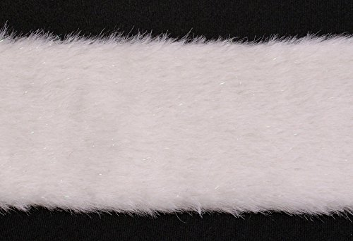 White Fur Trim - 4
