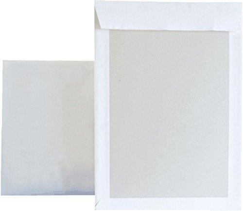 - 5Star P40260P010Cardboard Back Envelopes B4HK White