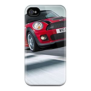 Bumper Cell-phone Hard Cover For Iphone 6 With Customized Fashion Mini Cooper Series LauraFuchs