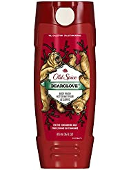 Old Spice Wild Collection Bodywash, Bearglove 16 oz