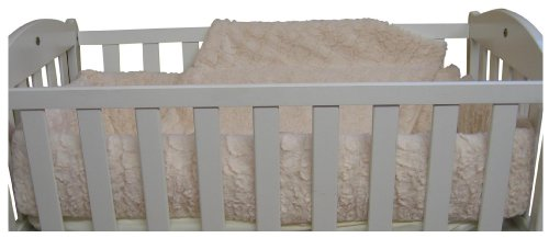 Baby Doll Bedding Sherling Mini Crib/ Port-a-Crib Bedding...