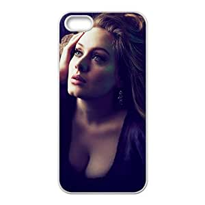 Adele Adkins Phone Case for Iphone 5S by runtopwell