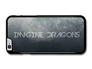 Imagine Dragons Blue and Grey Logo case for iphone 5 5s