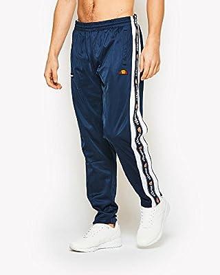 9fc18284e5d95 ellesse Brizzi Pantalon de survêtement pour Hommes XXXXL Bleu (Dress Blue):  Amazon.fr: Sports et Loisirs